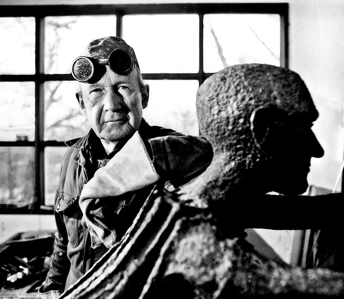 George Wallace photo ⓒ Jim Chambers