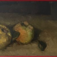 George Wallace - Still Life, c.1938, Oil Painting on Board