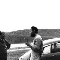 George Wallace with John Miecznikowski