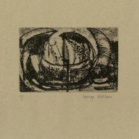 George Wallace - St. Austell folio #3, 1972, soft & hardground etching