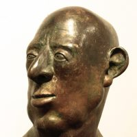 "George Wallace - Bronze Head 2, ""The Prime Minister"""