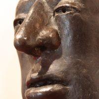 "George Wallace - Bronze Head 1, ""The Deputy"""
