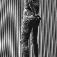 George Wallace - The Hanging Thief, 1961, welded steel