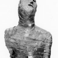 George Wallace - Lazarus, 1960, welded steel