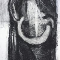 George Wallace - Pit, charcoal #5