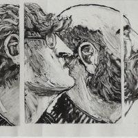 George Wallace - Technical Advisor II, 1995, monotype