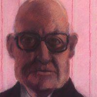 George Wallace - Businessman, 1990, pastel