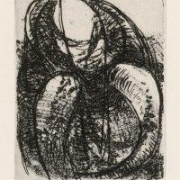 George Wallace - St Austell folio - soft & hardground etching - 1972
